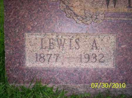 WILCOX, LEWIS A - Fremont County, Colorado | LEWIS A WILCOX - Colorado Gravestone Photos