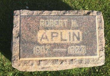 APLIN, ROBERT H - Garfield County, Colorado   ROBERT H APLIN - Colorado Gravestone Photos
