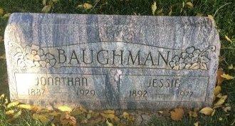 BAUGHMAN, JESSIE - Garfield County, Colorado   JESSIE BAUGHMAN - Colorado Gravestone Photos