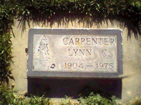 CARPENTER, LYNN C - Garfield County, Colorado   LYNN C CARPENTER - Colorado Gravestone Photos