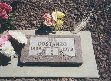 COSTANZO, JOE - Garfield County, Colorado | JOE COSTANZO - Colorado Gravestone Photos