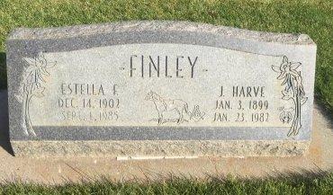 FINLEY, ESTELLA F - Garfield County, Colorado   ESTELLA F FINLEY - Colorado Gravestone Photos