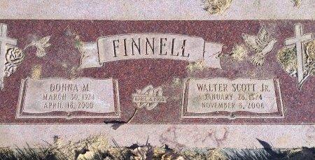 FINNELL, DONNA M - Garfield County, Colorado   DONNA M FINNELL - Colorado Gravestone Photos