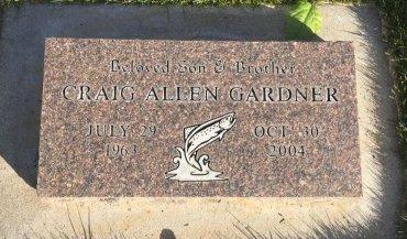 GARDNER, CRAIG ALLEN - Garfield County, Colorado | CRAIG ALLEN GARDNER - Colorado Gravestone Photos