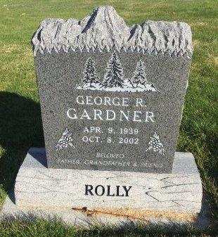 GARDNER, GEORGE R - Garfield County, Colorado   GEORGE R GARDNER - Colorado Gravestone Photos