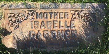 GARDNER, ISABELLE - Garfield County, Colorado   ISABELLE GARDNER - Colorado Gravestone Photos