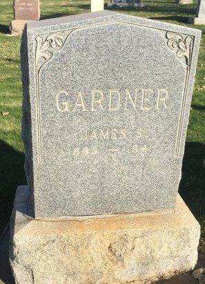 GARDNER, JAMES S - Garfield County, Colorado   JAMES S GARDNER - Colorado Gravestone Photos