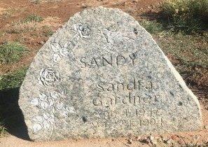GARDNER, SANDRA - Garfield County, Colorado | SANDRA GARDNER - Colorado Gravestone Photos