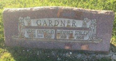 GARDNER, VERN FRANKLIN - Garfield County, Colorado | VERN FRANKLIN GARDNER - Colorado Gravestone Photos