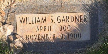 GARDNER, WILLIAM S - Garfield County, Colorado | WILLIAM S GARDNER - Colorado Gravestone Photos