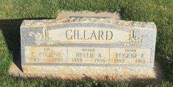 GILLARD, NELLIE A - Garfield County, Colorado   NELLIE A GILLARD - Colorado Gravestone Photos
