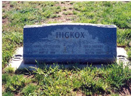 HICKOX, ANNA - Garfield County, Colorado   ANNA HICKOX - Colorado Gravestone Photos