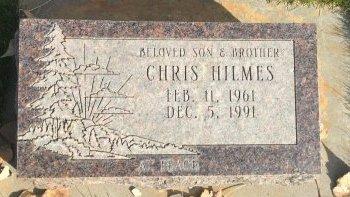 HILMES, CHRIS - Garfield County, Colorado | CHRIS HILMES - Colorado Gravestone Photos