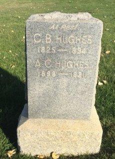 HUGHES, C.B. - Garfield County, Colorado | C.B. HUGHES - Colorado Gravestone Photos