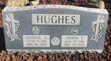 HUGHES, EUGENE S - Garfield County, Colorado | EUGENE S HUGHES - Colorado Gravestone Photos