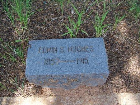 HUGHES, EDWIN S. - Garfield County, Colorado   EDWIN S. HUGHES - Colorado Gravestone Photos