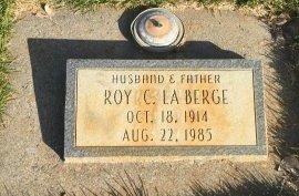 LA BERGE, ROY C - Garfield County, Colorado | ROY C LA BERGE - Colorado Gravestone Photos