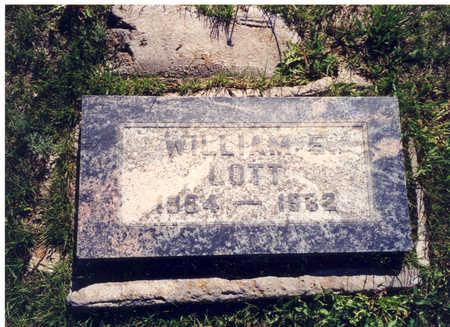 LOTT, WILLIAM E. - Garfield County, Colorado | WILLIAM E. LOTT - Colorado Gravestone Photos