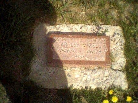 MIZELL, HARTLEY - Garfield County, Colorado   HARTLEY MIZELL - Colorado Gravestone Photos