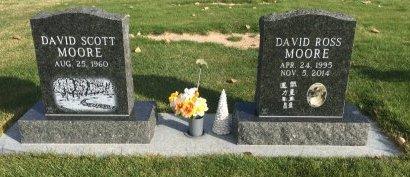 MOORE, DAVID ROSS - Garfield County, Colorado   DAVID ROSS MOORE - Colorado Gravestone Photos