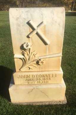 O'CONNELL, JOHN - Garfield County, Colorado | JOHN O'CONNELL - Colorado Gravestone Photos