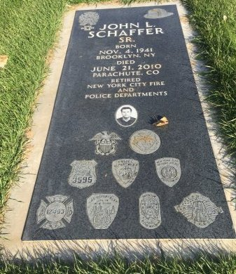 SCHAFFER, JOHN L - Garfield County, Colorado   JOHN L SCHAFFER - Colorado Gravestone Photos