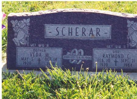 SCHERAR, RAYMOND C, - Garfield County, Colorado   RAYMOND C, SCHERAR - Colorado Gravestone Photos