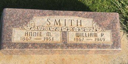 SMITH, ANNIE M - Garfield County, Colorado | ANNIE M SMITH - Colorado Gravestone Photos