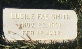 SMITH, LUCILE FAE - Garfield County, Colorado | LUCILE FAE SMITH - Colorado Gravestone Photos