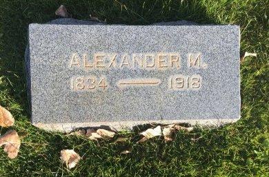 STALEY, ALEXANDER M - Garfield County, Colorado   ALEXANDER M STALEY - Colorado Gravestone Photos