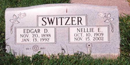 SWITZER, NELLIE E. - Garfield County, Colorado | NELLIE E. SWITZER - Colorado Gravestone Photos