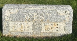 WEST, HARRY A - Garfield County, Colorado | HARRY A WEST - Colorado Gravestone Photos