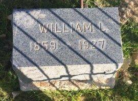 WHITE, WILLIAM L - Garfield County, Colorado | WILLIAM L WHITE - Colorado Gravestone Photos