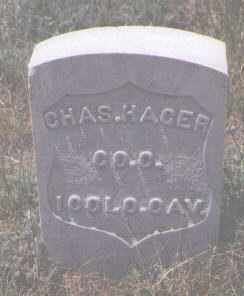 HAGER, CHARLES H. - Gilpin County, Colorado | CHARLES H. HAGER - Colorado Gravestone Photos