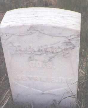 HART, T. J. - Gilpin County, Colorado | T. J. HART - Colorado Gravestone Photos