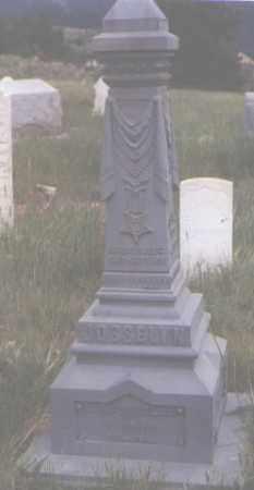 JOSSELYN, HARLAN P. - Gilpin County, Colorado   HARLAN P. JOSSELYN - Colorado Gravestone Photos