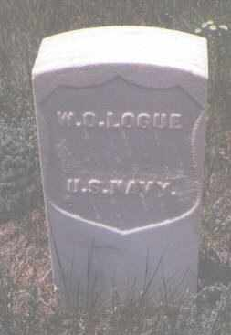 LOGUE, W. O. - Gilpin County, Colorado | W. O. LOGUE - Colorado Gravestone Photos