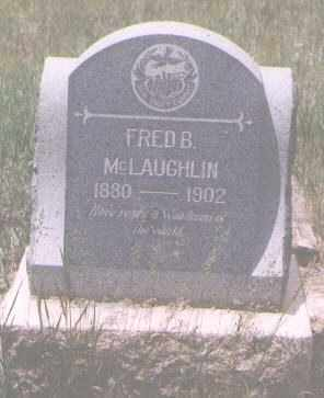 MCLAUGHLIN, FRED B - Gilpin County, Colorado | FRED B MCLAUGHLIN - Colorado Gravestone Photos