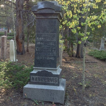 NANKERVIS, JOHN - Gilpin County, Colorado | JOHN NANKERVIS - Colorado Gravestone Photos
