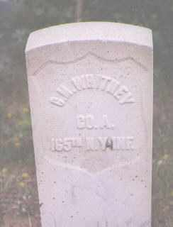 WHITNEY, CHARLES M. - Gilpin County, Colorado   CHARLES M. WHITNEY - Colorado Gravestone Photos