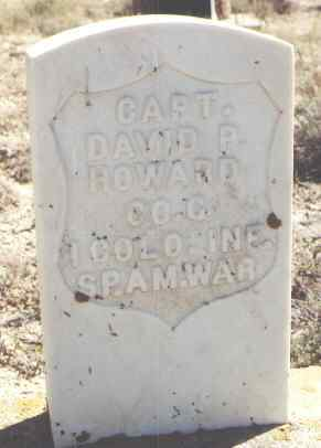 HOWARD, DAVID P. - Grand County, Colorado | DAVID P. HOWARD - Colorado Gravestone Photos