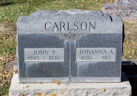 CARLSON, JOHANNA A. - Gunnison County, Colorado | JOHANNA A. CARLSON - Colorado Gravestone Photos