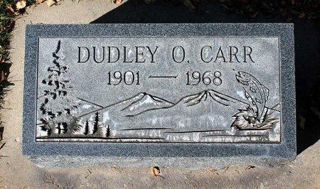 CARR, DUDLEY O. - Gunnison County, Colorado | DUDLEY O. CARR - Colorado Gravestone Photos