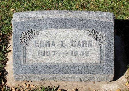 CARR, EDNA E. - Gunnison County, Colorado | EDNA E. CARR - Colorado Gravestone Photos