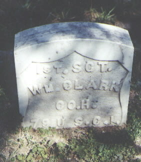 CLARK, WM. - Gunnison County, Colorado | WM. CLARK - Colorado Gravestone Photos