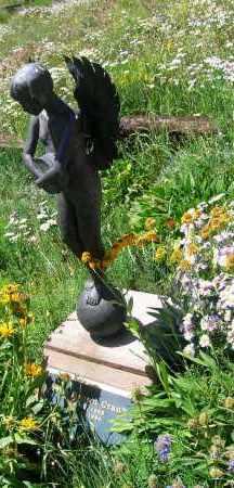 CRANK, ANNA BROWN - Gunnison County, Colorado | ANNA BROWN CRANK - Colorado Gravestone Photos