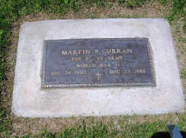 CURRAN, MARTIN P. - Gunnison County, Colorado   MARTIN P. CURRAN - Colorado Gravestone Photos