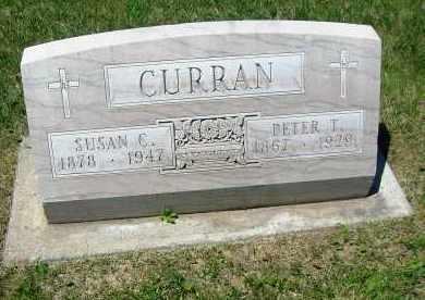 CURRAN, PETER T. - Gunnison County, Colorado | PETER T. CURRAN - Colorado Gravestone Photos