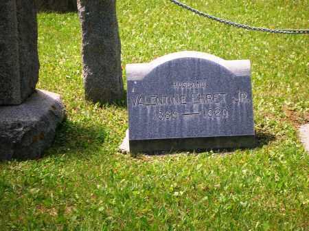 EHRET JR., VALENTINE - Gunnison County, Colorado | VALENTINE EHRET JR. - Colorado Gravestone Photos