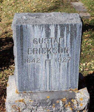 ERICKSON, GUSTAF - Gunnison County, Colorado | GUSTAF ERICKSON - Colorado Gravestone Photos